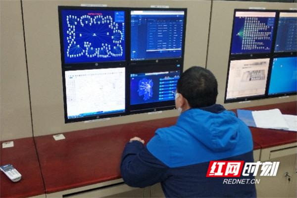 湖南省地面气象观测业务进入全面