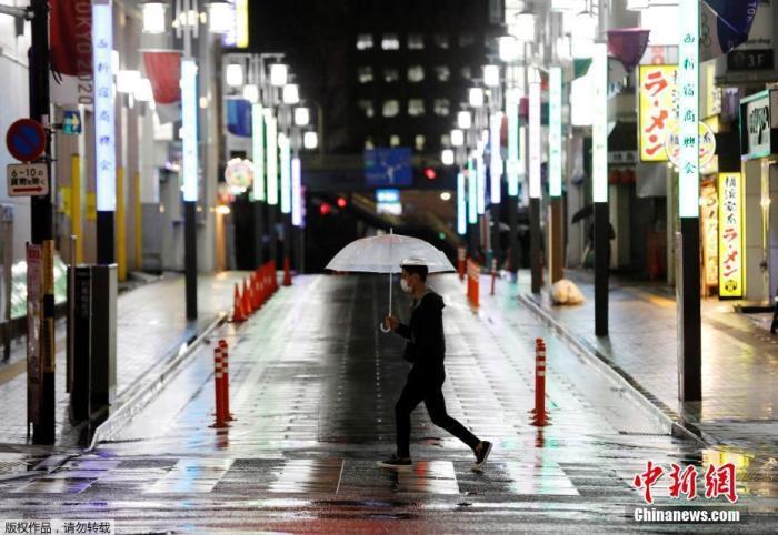 零售业遇寒冬、机场乘客大减,疫情重创日本这些行业