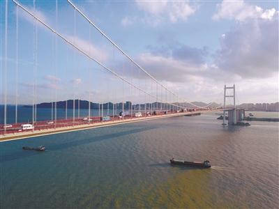 广东虎门大桥抖动 您最关心的 9大问题释疑来了
