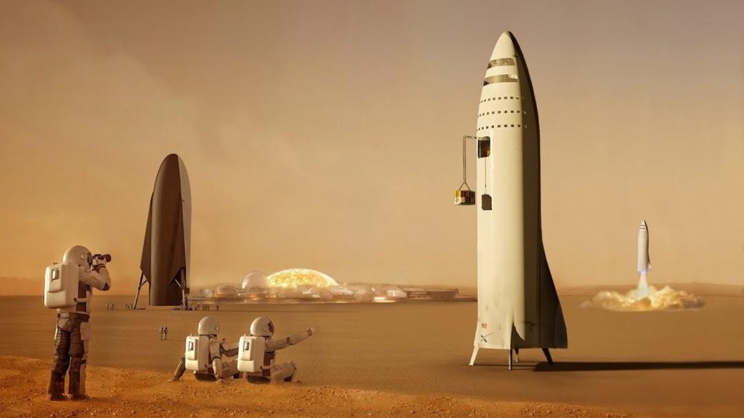 前NASA火星主任发布「行星检疫」报告,人类应该如何防止外星生物污染地球?