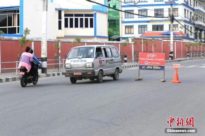 尼泊尔新冠病毒感染病例超过一千例
