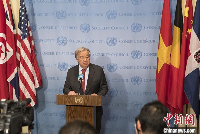 联合国秘书长:应对新冠肺炎疫情等危机必须坚持多边主义