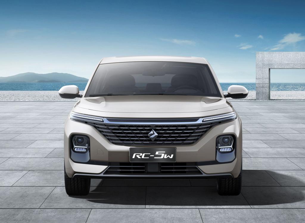 将于8月上市 新宝骏这款全新旅行车你期待吗?