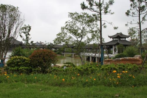 安徽石梁镇的嬗变:茉莉花园点靓美丽乡村