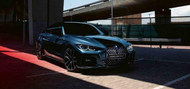 轿跑流行年?BMW 4系双门轿跑车36.5万起,中型轿跑市场三雄争霸