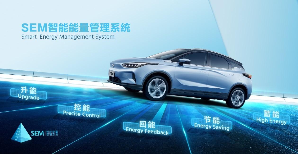 补贴后售12.98-18.28万元 几何汽车首款纯电SUV几何C上市