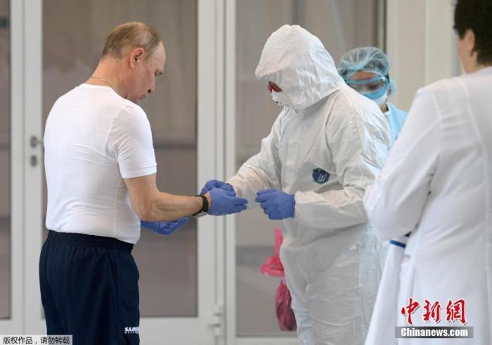 普京:俄注册世界第一种新冠病毒疫苗