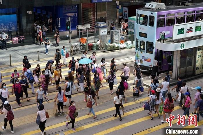 林郑月娥:新冠病毒普及社区检测计划将于9月1日推出
