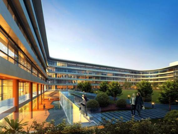亚萨合莱助力纳通集团建设北京总部新基地,打造企业新名片