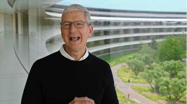 """""""2020年苹果秋季发布会:在这特殊的一年,库大爷想死你们啦"""