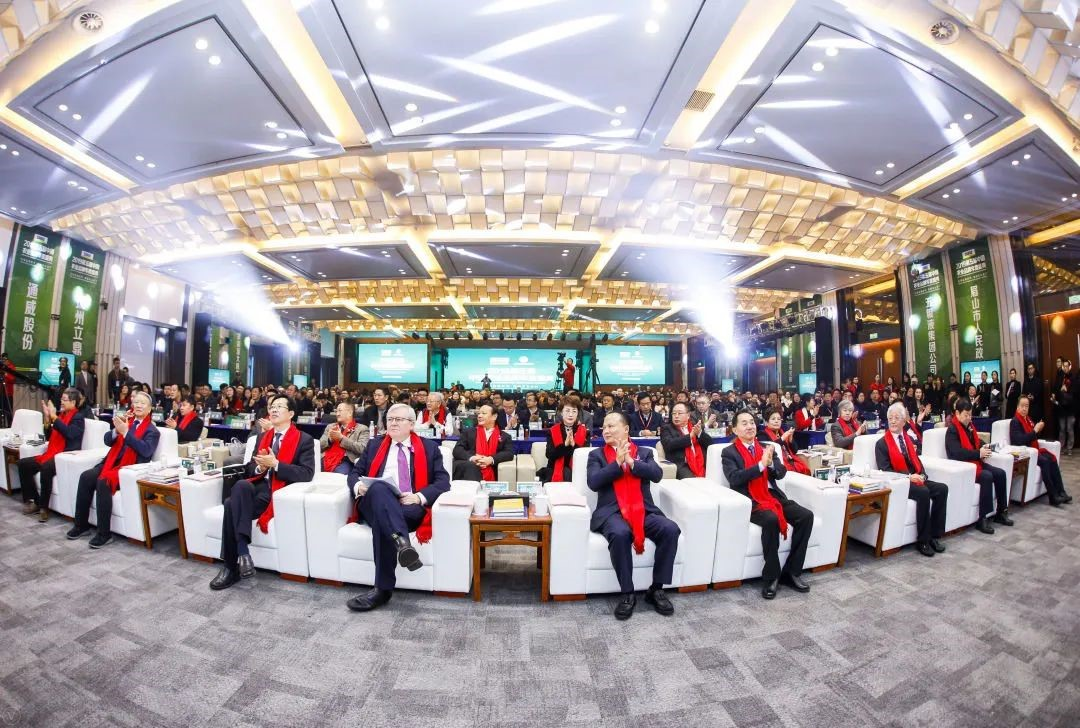 2019第五届中国农业品牌年度盛典现场大咖云集