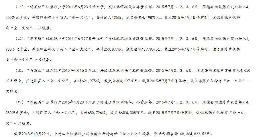 """""""悲情""""内幕交易,珠宝大亨父子""""作战""""巨亏1.08亿,最终换来60万罚单!交易详情曝光"""