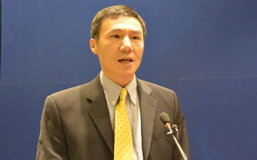 央行条法司司长刘向民出任上海市审计局局长