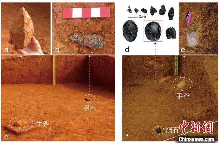 80万年前华南先民或亲历较大规模陨石、火山地质灾害事件