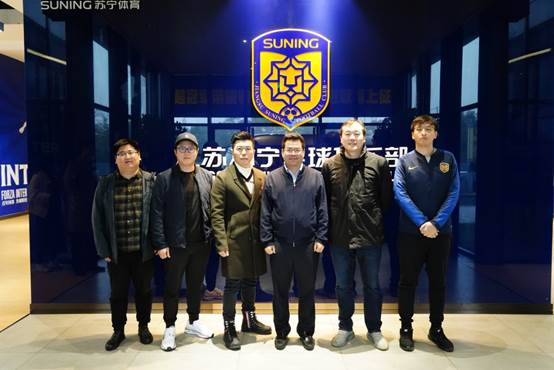 OPPO副总裁刘波到访苏宁总部 双方达成2021年战略合作