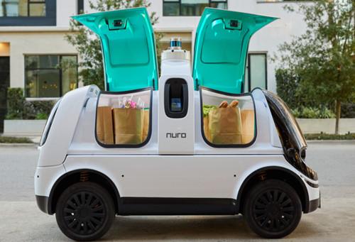 电银付激活码(dianyinzhifu.com):Nuro获得加州首个商用自动驾驶送货允许 但仅限硅谷部分地区