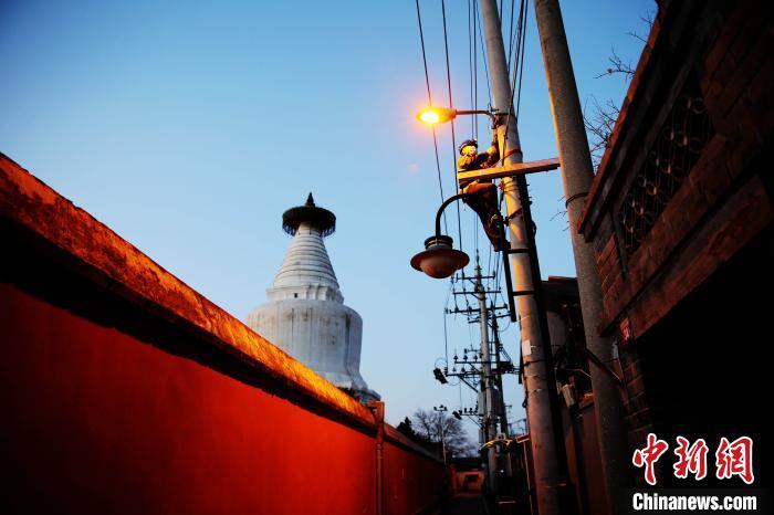 北京电力迎战寒潮天气 确保节日供电安全和百姓温暖度冬
