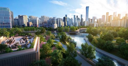 高端地产测评:北京东二环,最值得关注的健康住宅