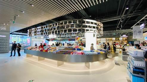 苏宁零售业态加快创新步伐,新店扎堆亮相为零售主业带来更多可能