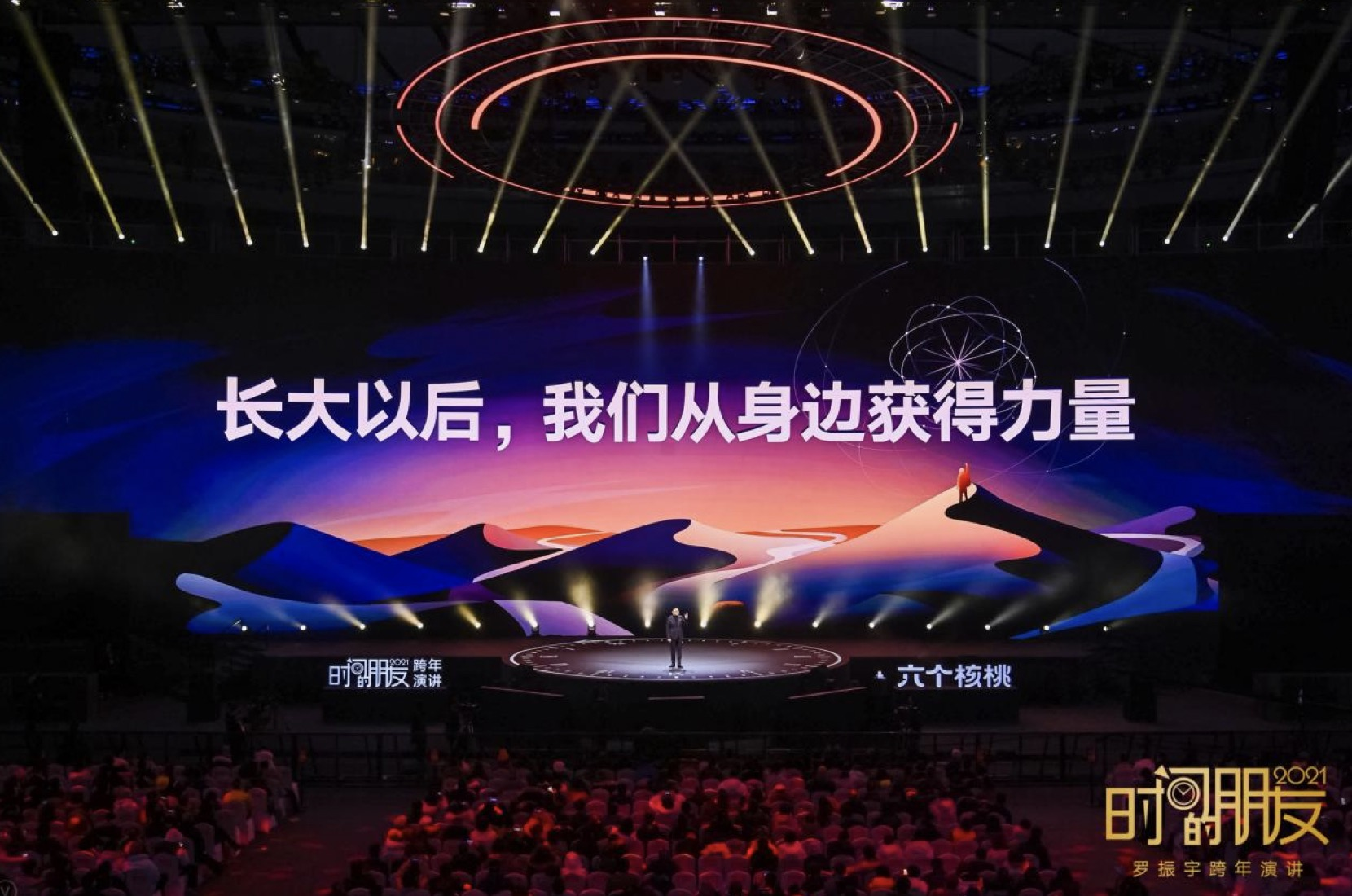 """usdt钱包支付(caibao.it):罗振宇2021时间的同伙跨年演讲:迎接""""长大以后""""新挑战 第3张"""