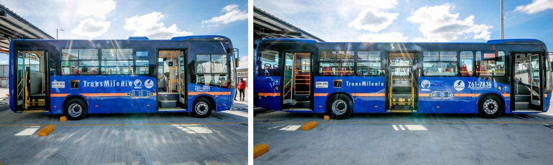与比亚迪2020年12月向波哥大交付的470台巴士车型相同,此批1002台巴士亦包括9米和12米两种车型