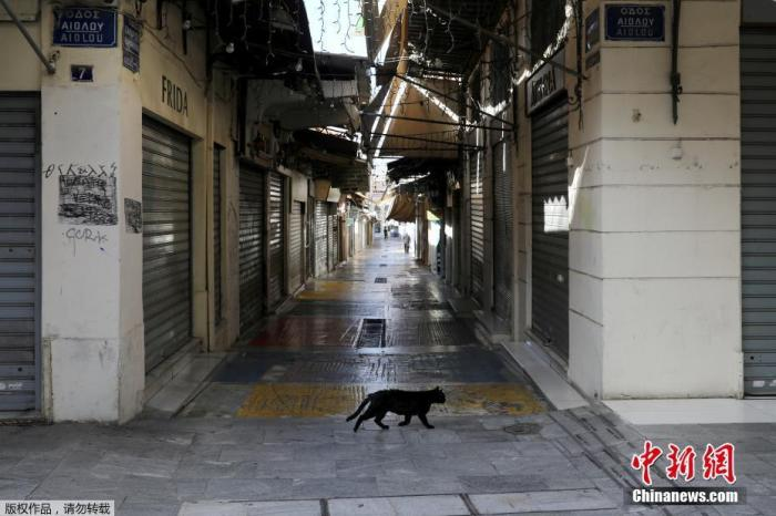 希腊发现62名变异病毒感染者 不排除实施第三次封锁