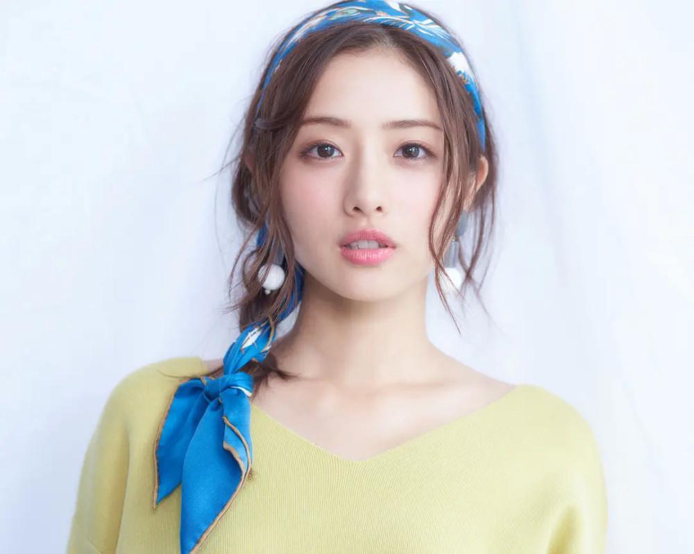 日本演员石原里美新冠检测呈阳性 目前无感染症状