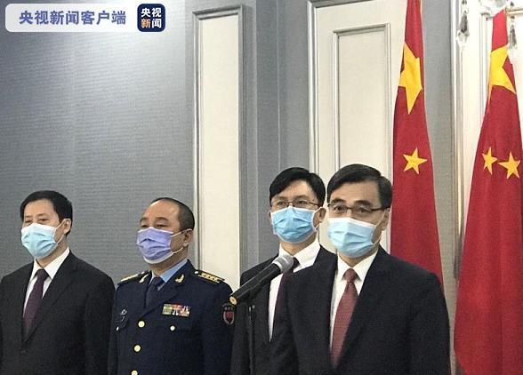 一批中国疫苗运抵乌兰巴托 蒙古国副总理赴机场迎接