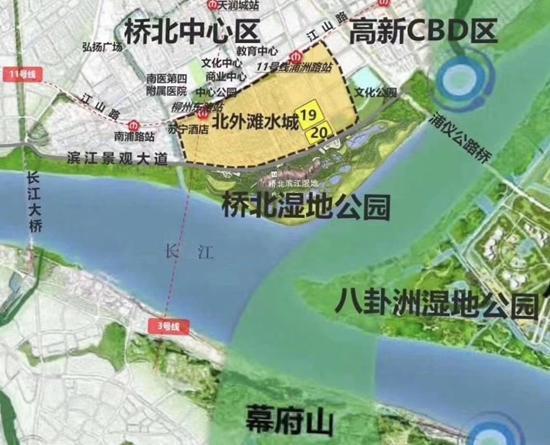 过江通道最新进展 滨江雅园近得利好热销全城