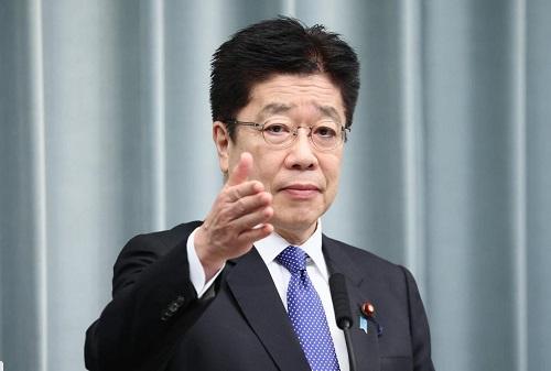 日媒:即便打过新冠病毒疫苗也不能摘口罩 日本官房长官强调防控不能松