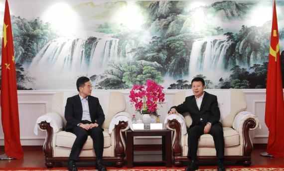 盛京银行与辽宁省商务厅签署战略合作协议