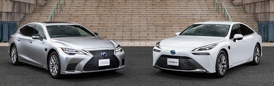 迎战特斯拉FSD 丰田推出L2级自动驾驶雷克萨斯和Mirai