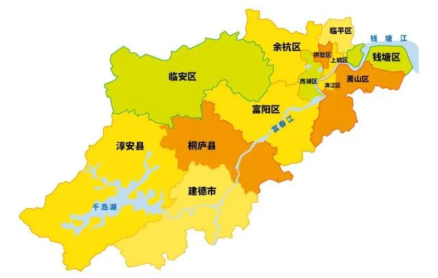 杭州大动作!有些区没了,有些区新成立,如此腾挪为了什么?