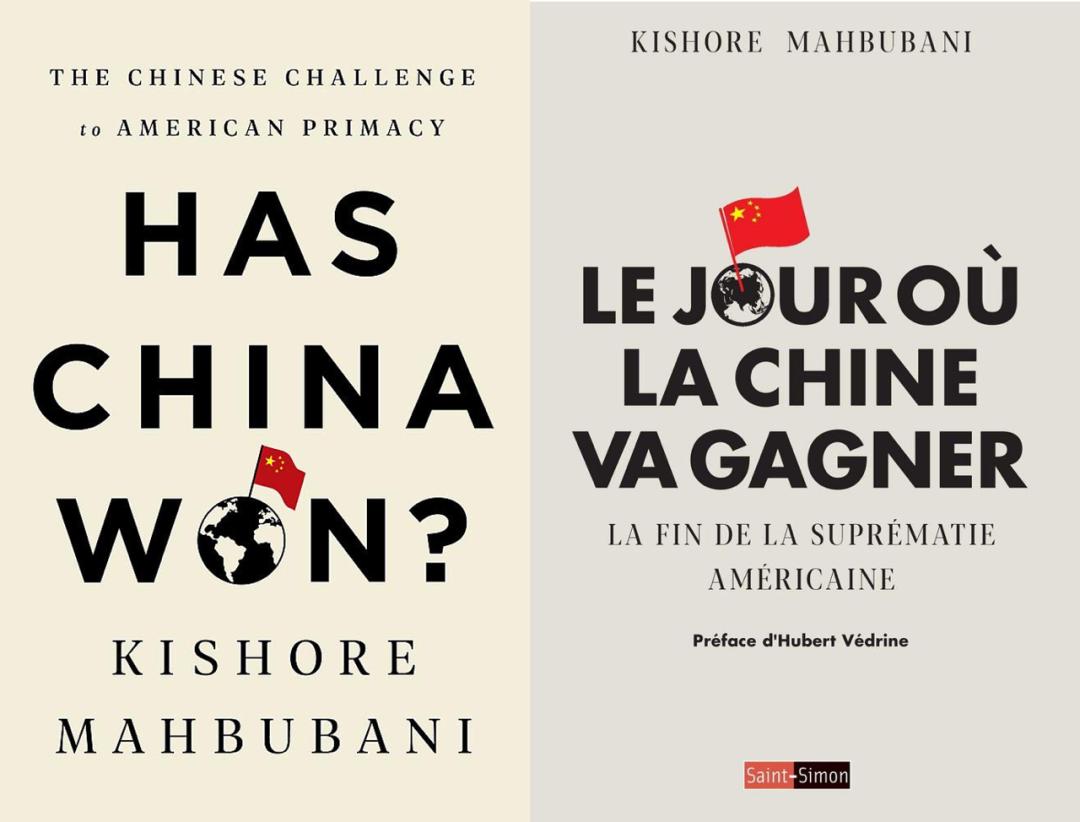 """""""美国以为中美竞争是美苏争霸的翻版,以为自己仍然能赢。但中国不是苏联"""""""