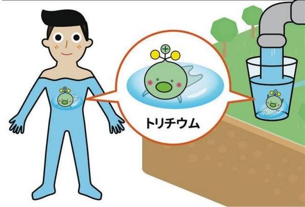 日本宣布核废水入海后又制作放射性氚吉祥物 网友吐槽