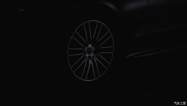 上海车展亮相 国产全新奔驰C级最新预告