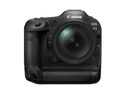 佳能宣布开发全画幅专微相机EOS R3:首次搭载眼控对焦功能