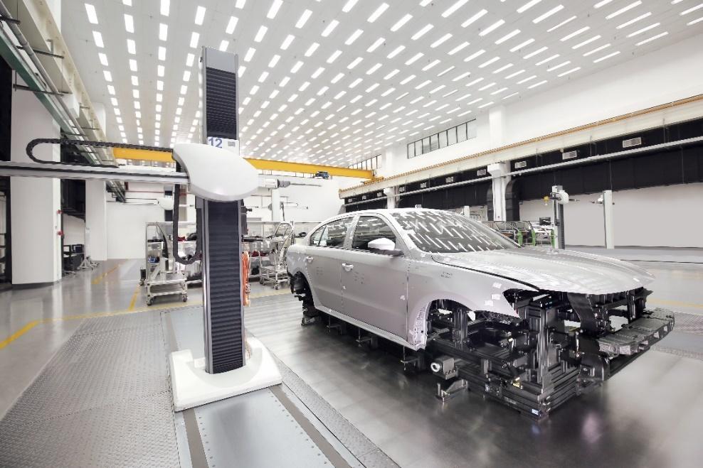 你所不知道的帕萨特——上汽大众南京工厂高标准质保探秘篇