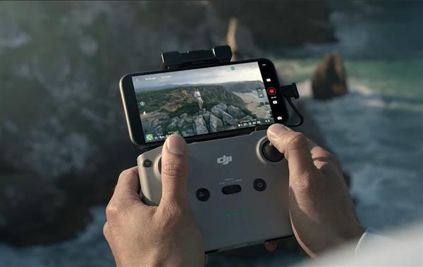 6499元!大疆Air 2S发布:1英寸超大传感器 可录5.4K视频