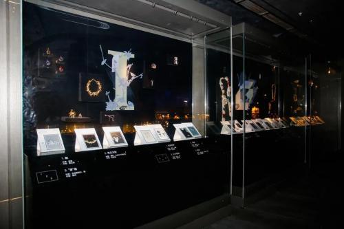 IGI JEWEl X 深圳珠宝博物馆 中国原创珠宝设计作品,见证中比建交50年
