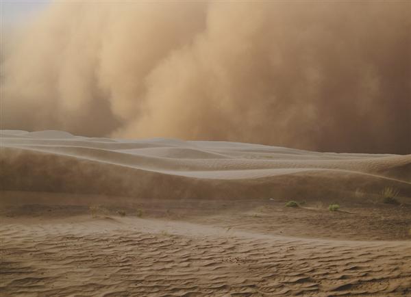 蒙古国再次发布暴风雪、沙尘暴预警:北京大风来了