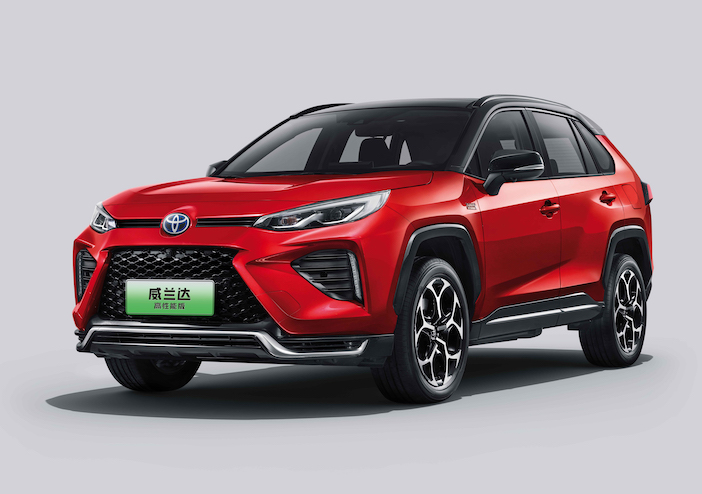 """能上""""绿牌""""的丰田混动SUV:续航超一千公里,可变身发电机成露营利器"""