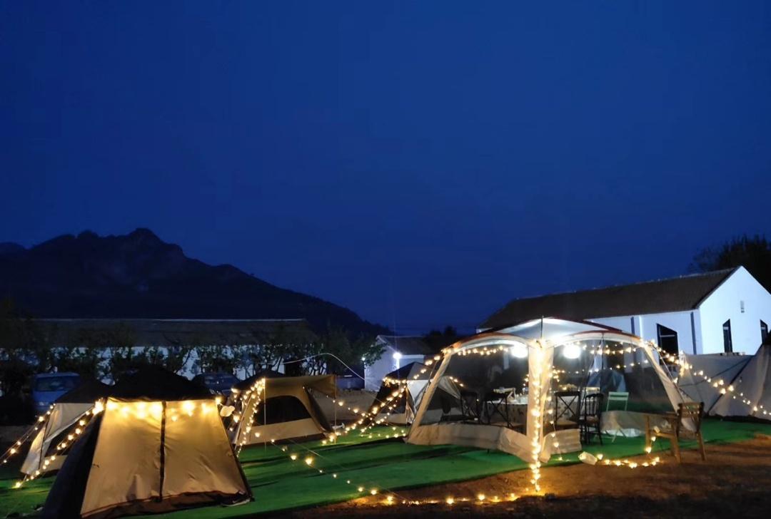 客单价1500元,一年最高消费17次,露营为何成为都市人新宠?