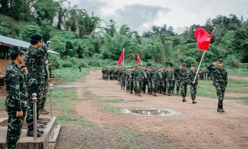 卫报:缅甸又兴起多支所谓民间武装队伍与军方对抗 内战在原本和平地区酝酿