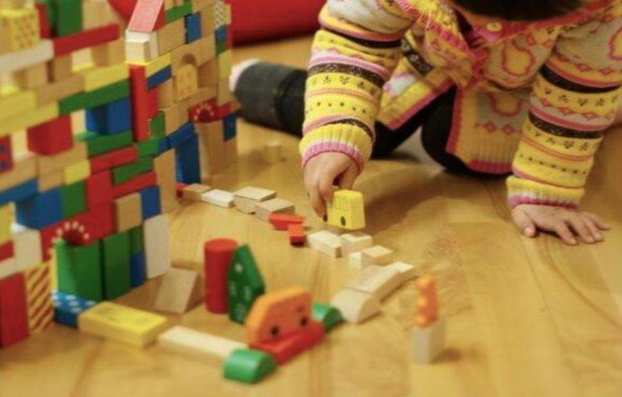 积木也能创造理想世界,跟着新东方在线这样激发孩子内在创造力