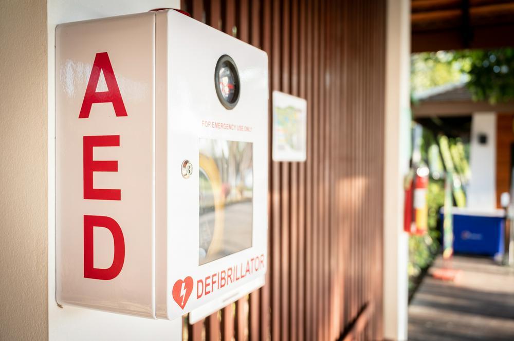 欧洲杯生死13分钟!AED成抢救关键 这些公司已布局
