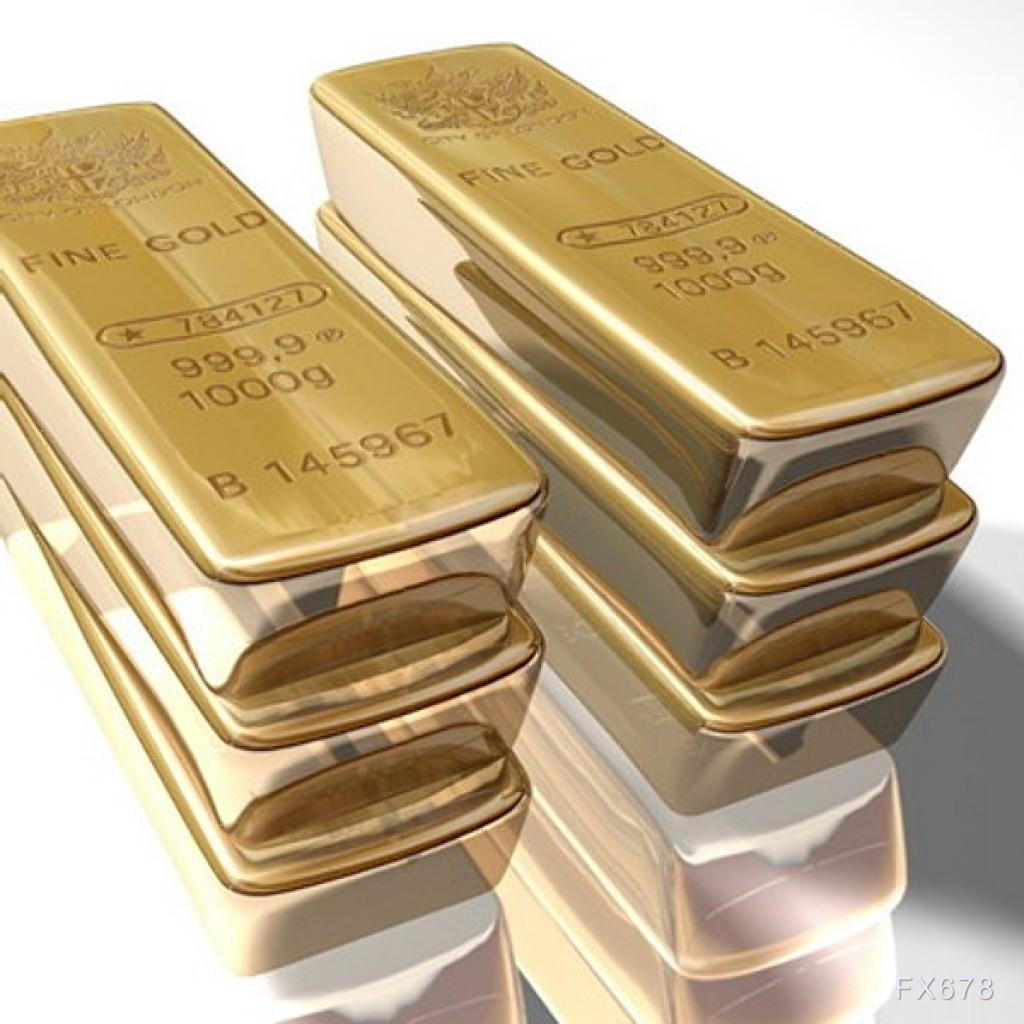 6月24日黄金交易策略:反弹两度遇阻,跌势或将重启