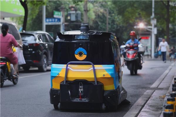 中国自动驾驶公司蘑菇车联商业化实践引国际媒体关注