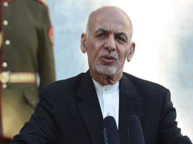 塔利班放话:要想让我们放下武器,阿富汗总统必须下台