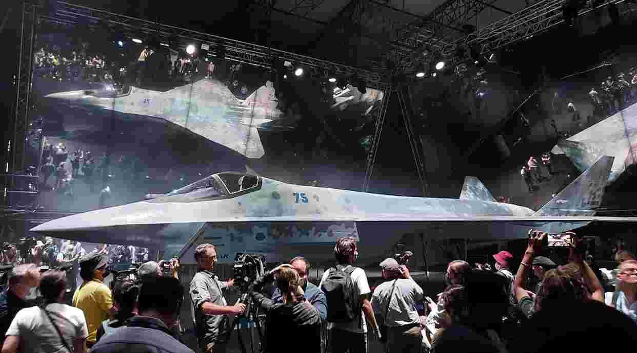 """印度专家:印度很可能会买俄罗斯新型五代机,""""是对抗中国的好赌注"""""""